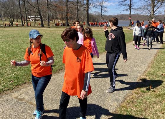 Holender Children's Fund Walk for TS