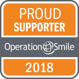 Operation Smile Proud Supporter
