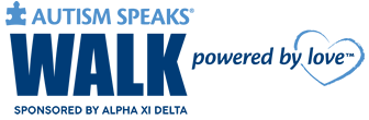 Autism Speaks Walk Powered by Love
